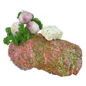 "Rumpsteak ""frische Sonne"" (Rumpsteak vom Roastbeef)"