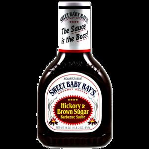 Hickory Brown Sugar