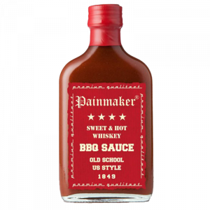 painmaker bbq barbecue sauce