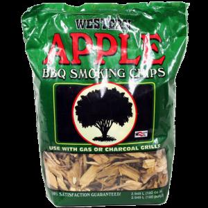 Western Apple Wood Smoking Chips