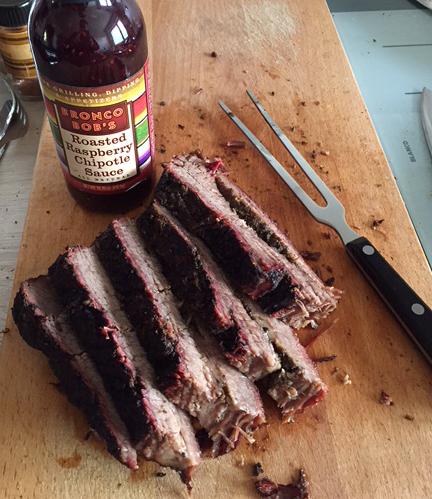 Beef Brisket Fleisch