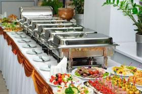 Cateringbuffet © starush