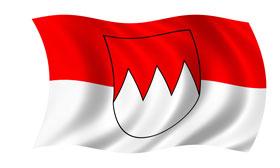 Fahne der Region Oberfranken © moonrun